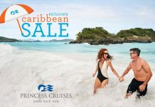 Princess Cruises Caribbean Sale