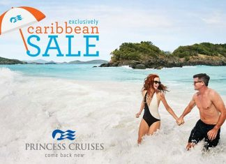 Princess Cruises Caribbean Sale