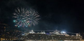 MSC Seaside joins the Fleet