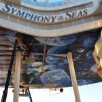 Symphony of the Seas December Construction