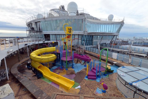 Symphony of the Seas Late November