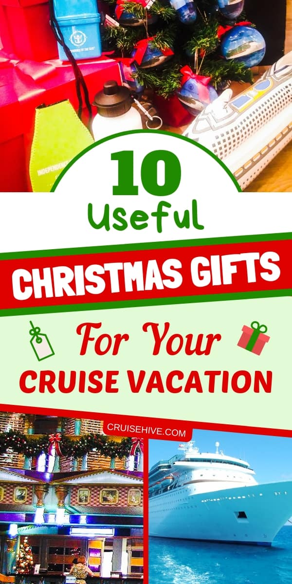 cruise tips for buying christmas gifts while traveling on a cruise vacation which gifts for