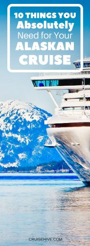 When planning for an upcoming Alaskan cruise, it's crucial to pack everything you need. Make sure you travel like a pro by reading our list, here.