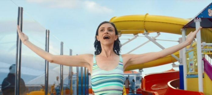 Stacy-Tracy, Carnival Cruise Line Ad