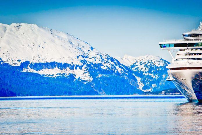 Alaskan Cruise Ship