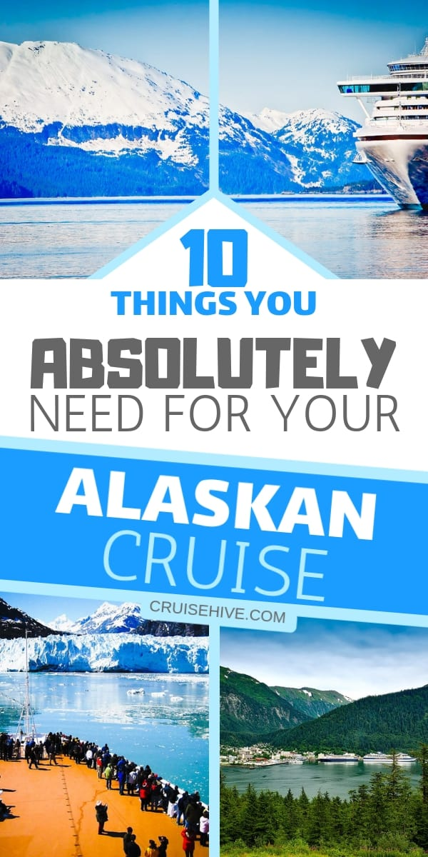 Alaska cruise packing tips for your next cruise vacation. We want you to be prepared before you head off.