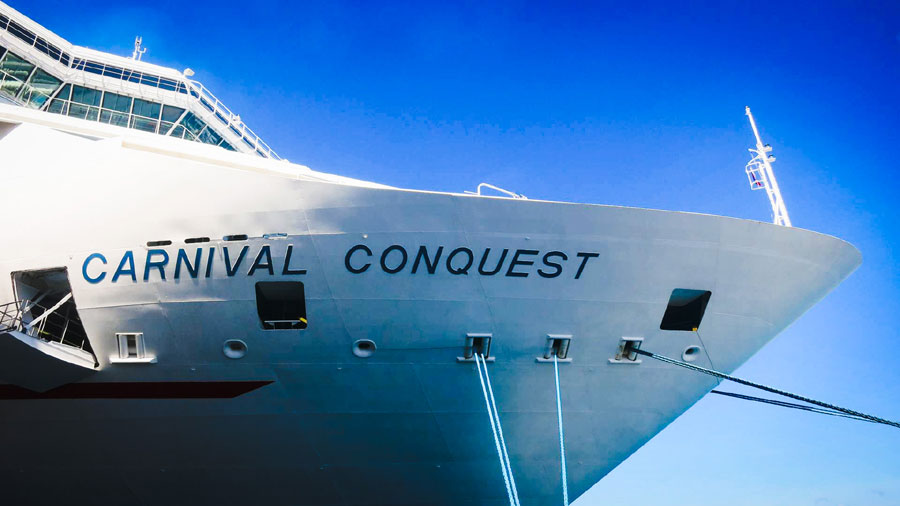 Carnival Conquest Bow