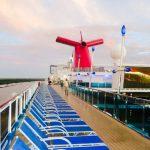 Carnival Cruise Ship Deck