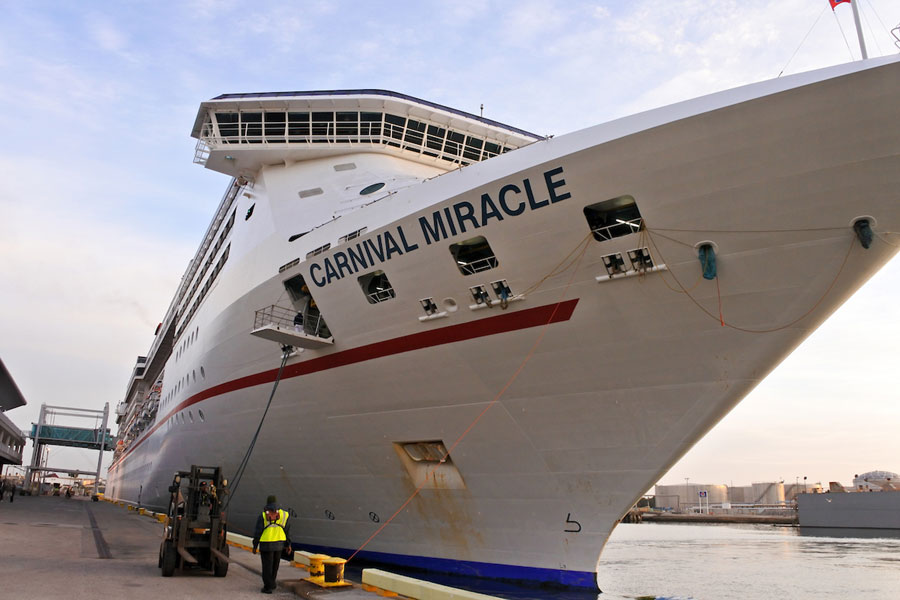 Carnival Miracle Cruises from Tampa, Florida