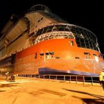 Celebrity Edge Float Out