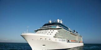 Celebrity Equinox at Sea