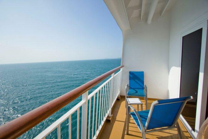 Floating Cruise Ship Hotel