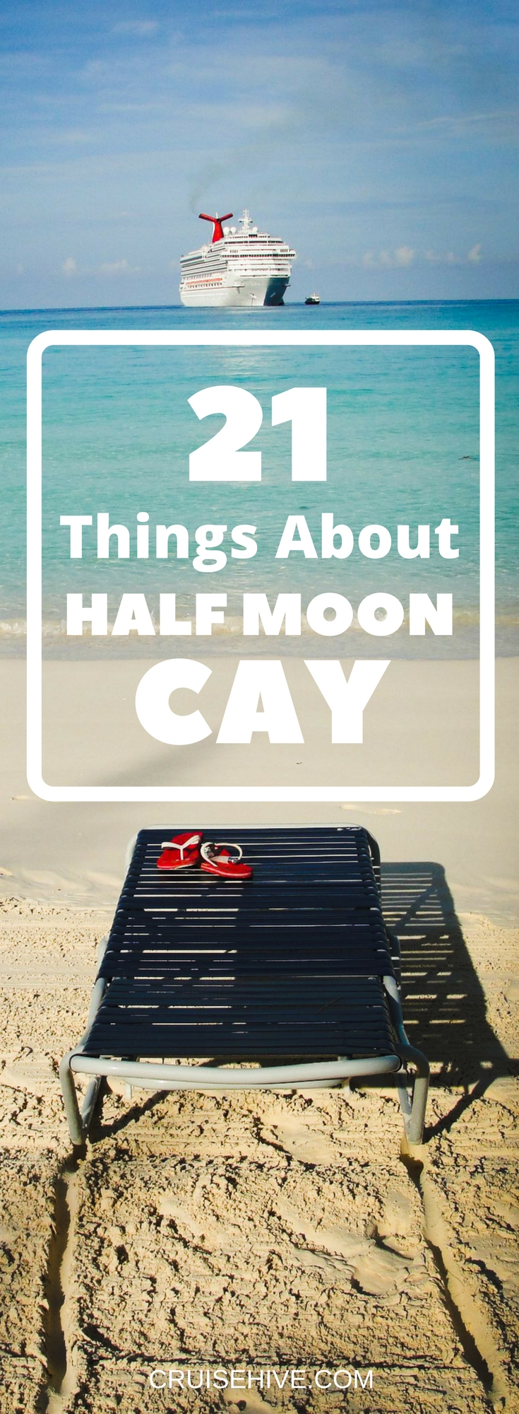 21 Things About Half Moon Cay Carnival S Private Island