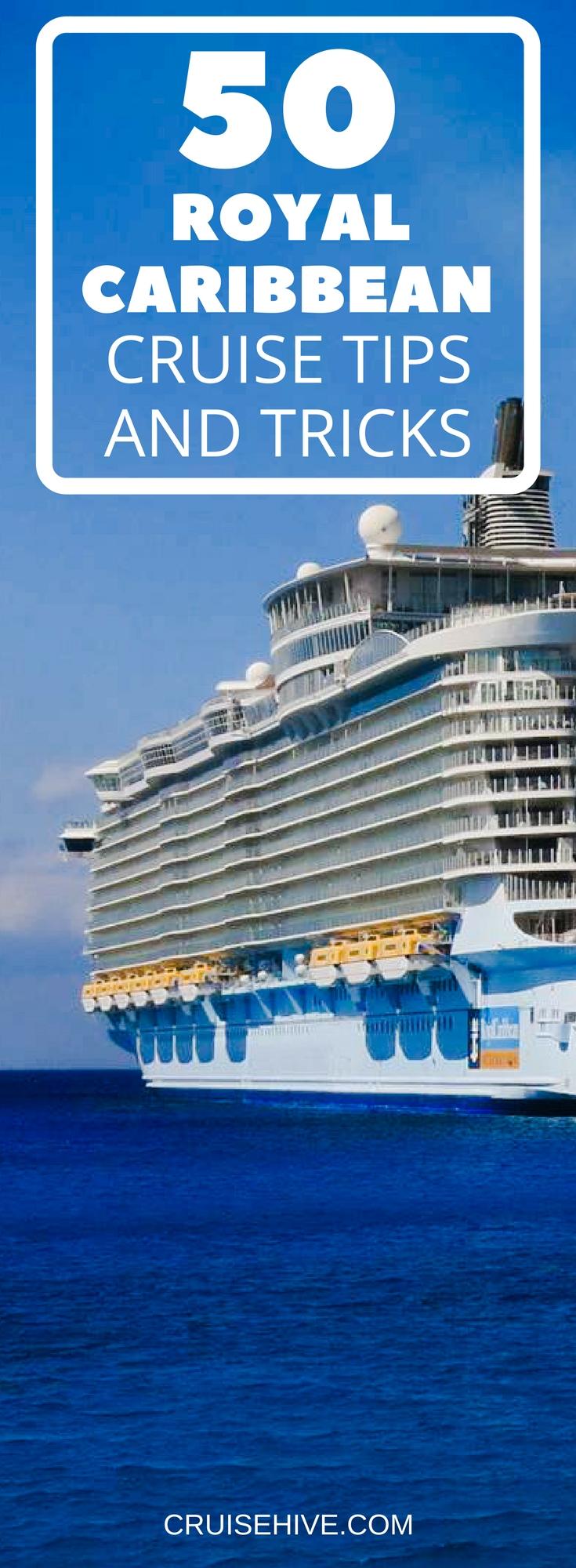 Royal Caribbean Cruise Tips And Tricks - Cruise ship tricks