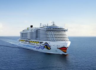 Carnival Ordered LNG Aida Cruises Ship