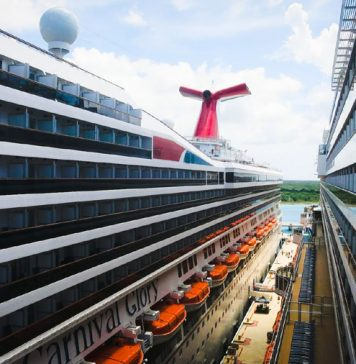 Cruise Ships with Carnival Hub App