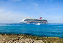 Carnival Dream in the Caribbean