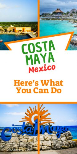 During a cruise vacation here is what you can do while in Costa Maya, Mexico. Let's read this travel guide.