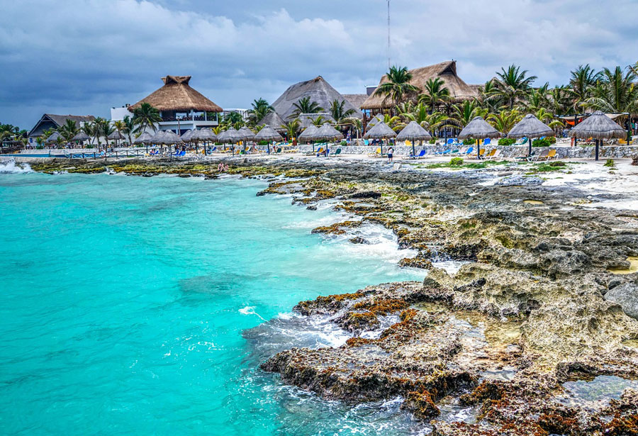And There You Will Find Less Poted Beaches On The More Quiet Serene Resorts Beach Clubs Like Almaplena Eco Resort Costa Maya