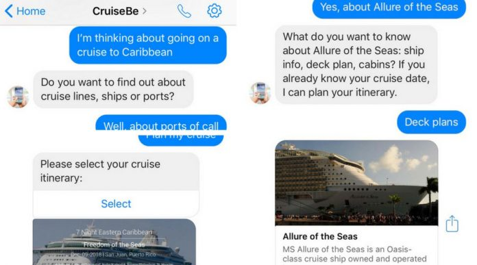 Cruisebe Virtual Cruise Assistant