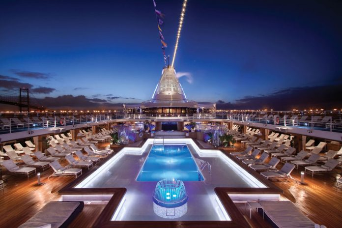 The World's Most Highest Ranked Cruise Ships Revealed
