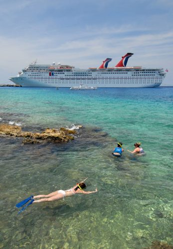 Carnival Fascination in the Caribbean