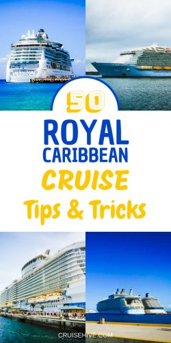We've done all the work with all of these Royal Caribbean cruise tips and tricks for your cruise vacation.