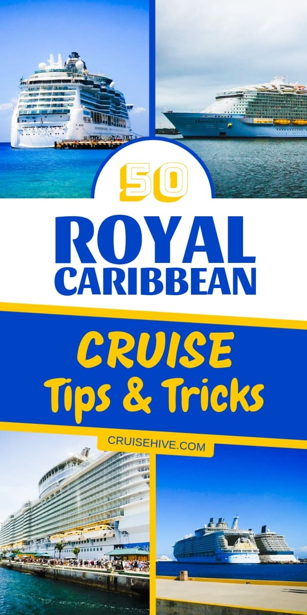 Royal Caribbean cruise tips and tricks which can help you with planning, packing and during your cruise vacation. Let's check these travel tips.
