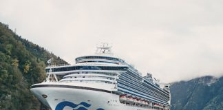 Ruby Princess, Alaska