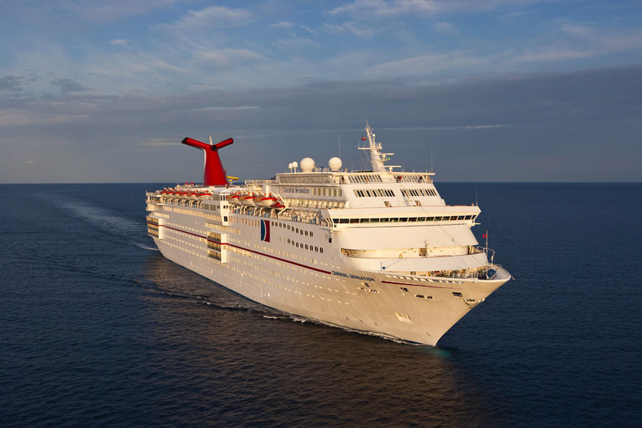Carnival Sensation Cuba Cruises Have Been Announced - Sensation cruise ship pictures