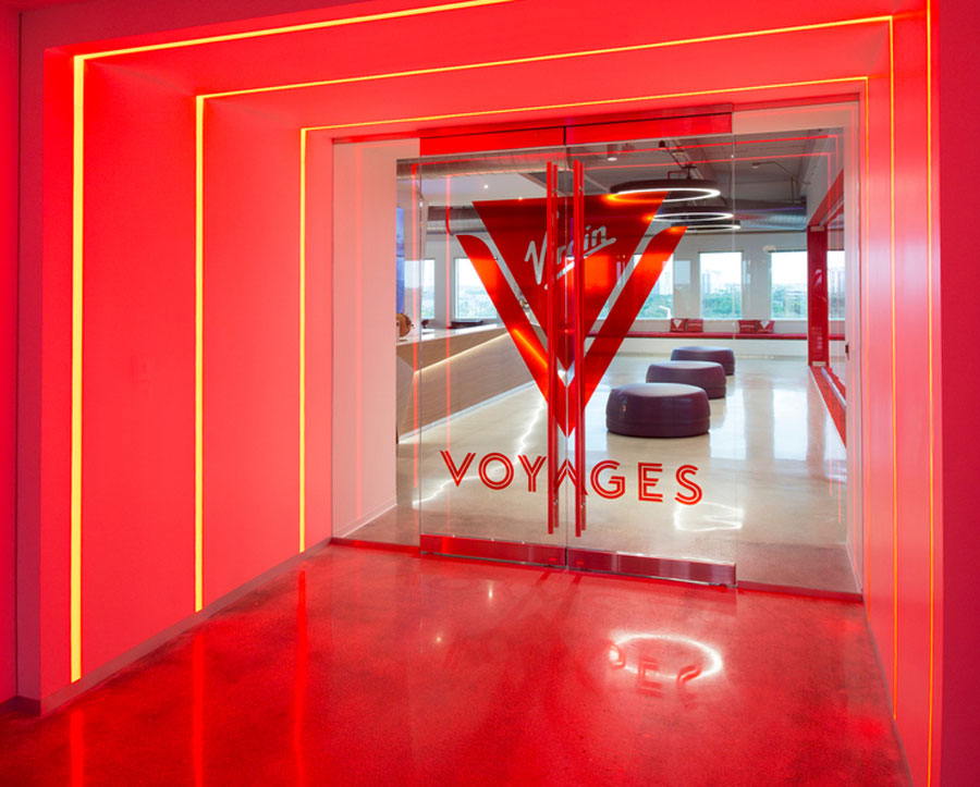Virgin Voyages Offices