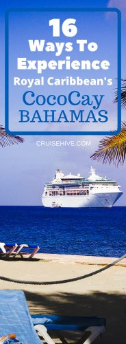 It's time to make sure you know everything there is about Royal Caribbean's Cococay Bahamas. This stunning Royal Caribbean private island offers plenty of things to do and we'll make sure you don't miss out on anything during your cruise ship port of call.