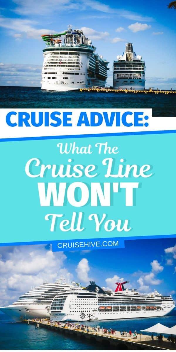 Cruise Advice