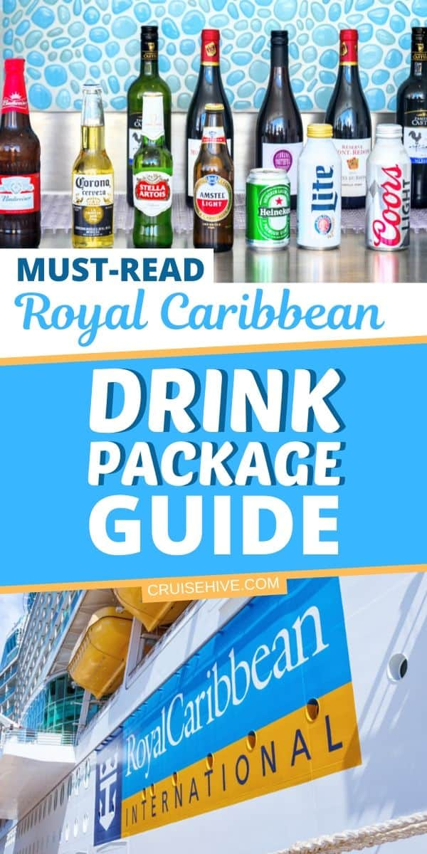 Royal Caribbean Drink Package