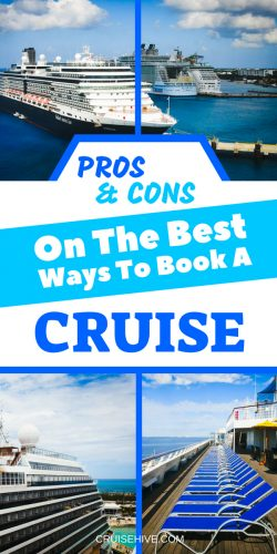 We've put together these tips on the best ways to book a cruise vacation.