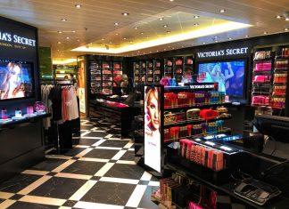Victoria Secrets Store on Carnival Horizon