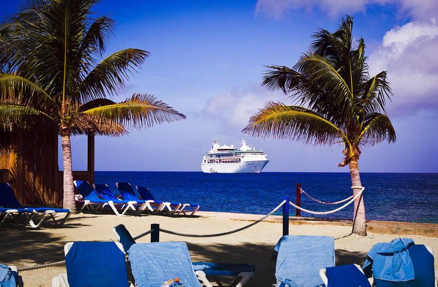 Royal Caribbean S Cococay Bahamas