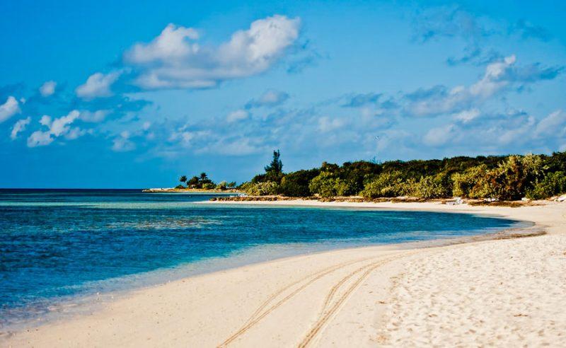 Cococay Bahamas Beach
