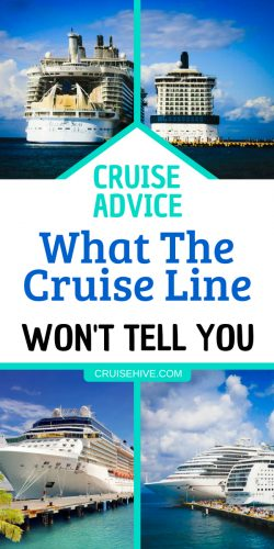 Here are cruise tips which the cruise line might not tell you before your vacation. Let's take a look at what you should know before you travel.