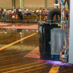 Global Class Cruise Ship Steel Cutting
