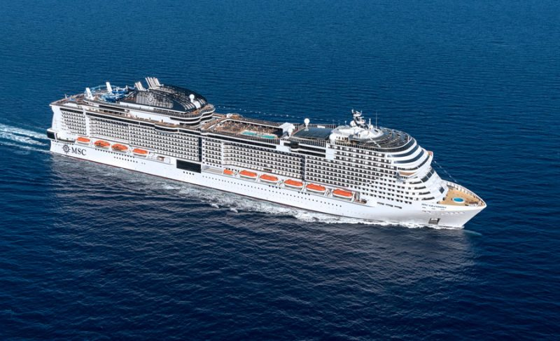 8 New Mega Cruise Ships Arriving in 2019