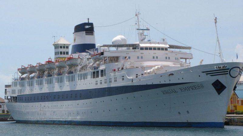 Legendary Cruise Ship