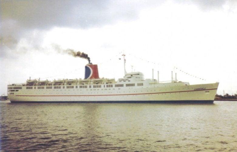 Carnivale Cruise Ship
