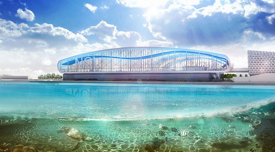 Futuristic New Norwegian Cruise Line Terminal At Portmiami Opening In 2019