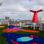 Carnival Paradise Completes Dry Dock