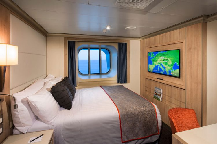 Nieuw Statendam Single Ocean View