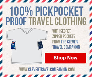 Clever Travel Companion - Cruise Clothing