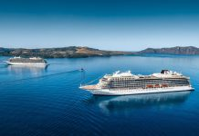 2 Viking Ocean Cruise Ships