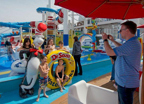 Carnival Horizon WaterWorks