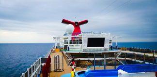 Carnival Horizon Deck